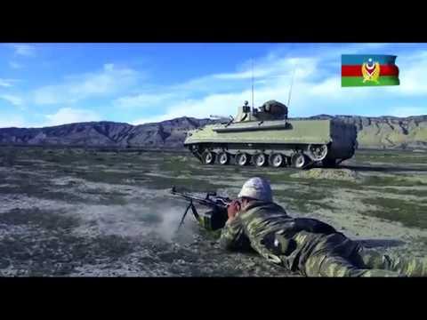 Широкомасштабные учения ВС Азербайджана