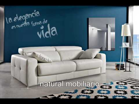Natural mobiliario sof s pedro ortiz youtube - Sofas pedro ortiz opiniones ...