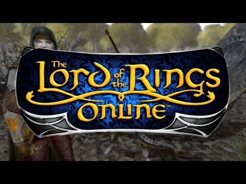 Lord of the Rings Online Gameplay – Primeiras Impressões