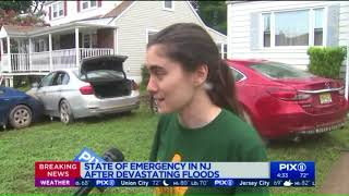 State of emergency issued in Brick Township after devastating floods