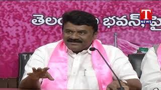 Minister Talasani Srinivas Yadav Fires on Congress, Bjp |Telangana Bhavan  Telugu