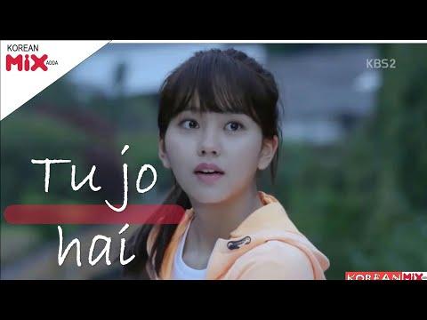 Tu Jo Hain - Mr. X - Korean mix song