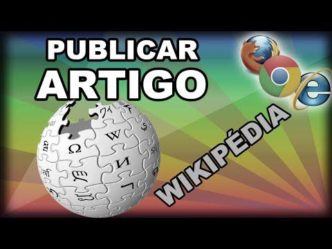 Видео Alugue alguém para escrever um artigo wikipedia