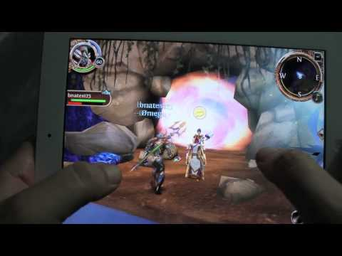 Order & Chaos Online for iPhone/iPod/iPad Episode 15 - New Dailies, Dungeon,