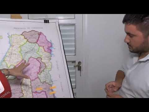 Temporal en la provincia: las localidades más afectadas