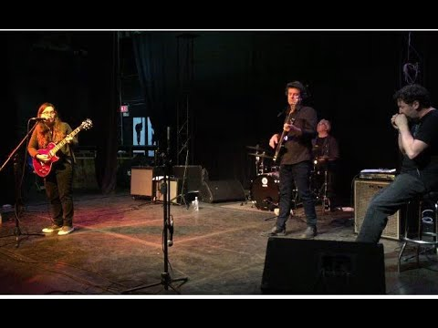 """I'm A Bad Luck Woman"" (Memphis Minnie Cover) - Alicia Marie Band"