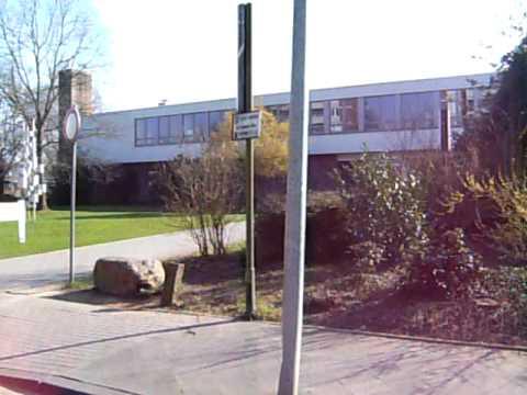 Dülken - Teil 1 - Städtisches Gymnasium - Brandenburger Str.