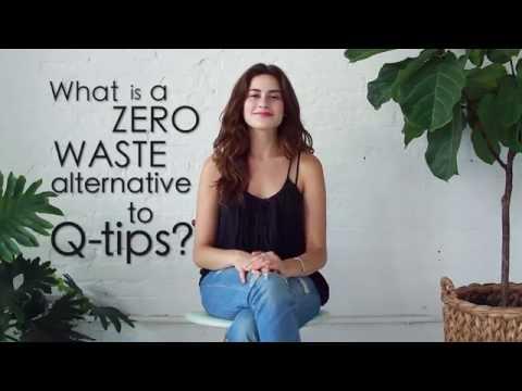 Zero Waste Q-Tips