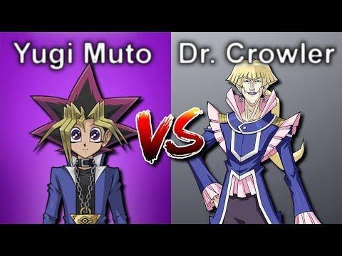 YUGI MUTO vs. DR. CROWLER - Yu-Gi-Oh! Character Duels