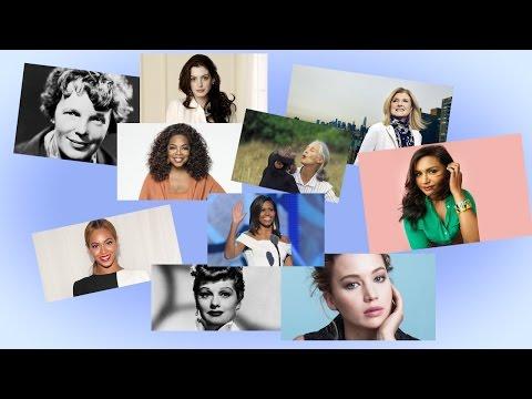 INSPIRING QUOTES FROM BADASS WOMEN - Happy International Women's Day!