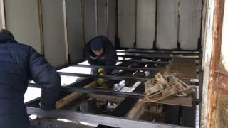 Ремонт будки а/м ГАЗель 3302 своими руками (замена пола)