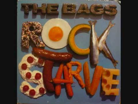 The Bags - Rock Starve -  2. Pioneer - 1987