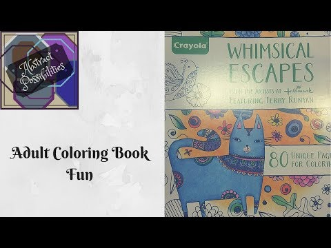 How To Use A Adult Coloring Book