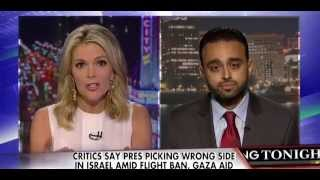 'Why Did Palestinians Elect Hamas?' Megyn Kelly Takes on Ahmadiyya Muslim Community Spokesperson