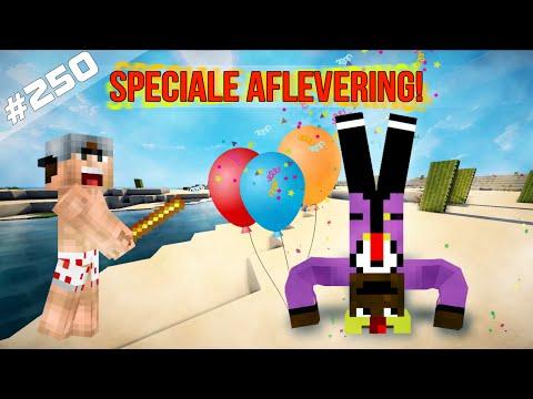 Minecraft Survival #250 - SPECIALE AFLEVERING!