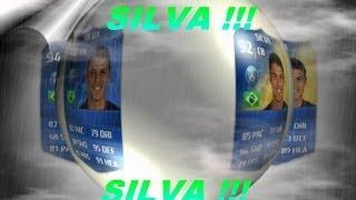 Fifa 14  Top 5 Thiago SIlva TOTS/Y Pack Reactions