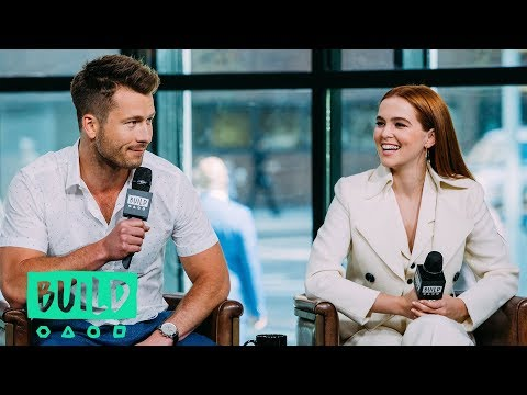 "Zoey Deutch & Glen Powell Talk About Their New Netflix Film, ""Set It Up"" Mp3"