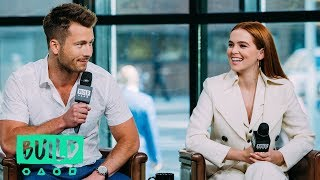 Zoey Deutch & Glen Powell Talk About Their New Netflix Film,