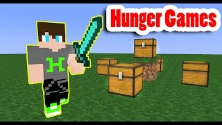 Minecraft Minigame Hunger Games - Ölümüne Savaş!!! /w Rodinya