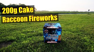 Pirate Captain (200g) - Raccoon Fireworks