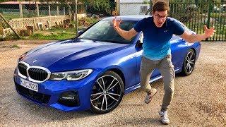 ПЕРВЫЙ ОБЗОР новой BMW 3-Series G20 2019