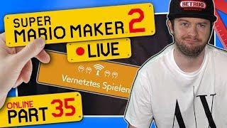 ???? SUPER MARIO MAKER 2 ONLINE ???? #35: Wiederauferstehung aus der Multiplayer-Hölle!