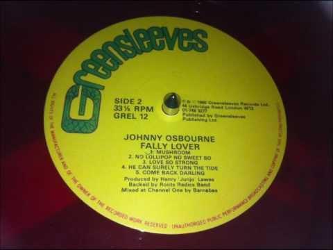 Johnny Osbourne  No Lollipop No Sweet So  Scientist Dub