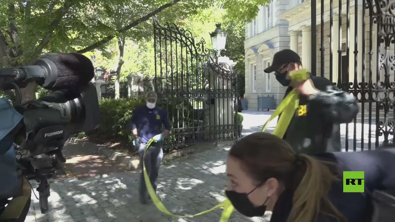 مكتب التحقيقات الفدرالي الأمريكي يفتش منازل لأقرباء الملياردير الروسي ديريباسكا  - نشر قبل 3 ساعة