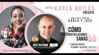 Toma un café con Jose y Karla¡¡¡