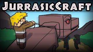 Minecraft: Jurassic Craft - WORST DAY EVER! (Roleplay) Ep. 17
