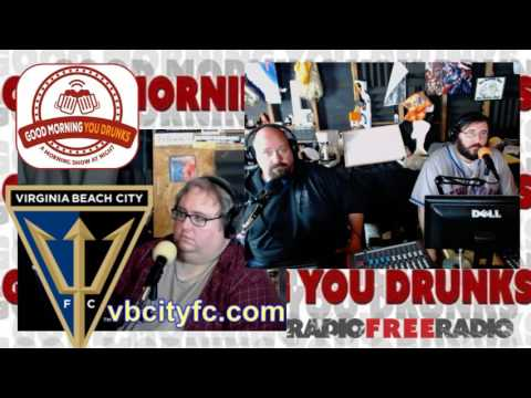 RFR Talks: Brian Hinkey VP of Operations and Head Coach of Virginia Beach City FC