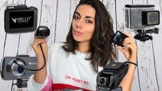 Kamery samochodowe i sportowe z Orllo.pl // Wybieram prezent dla męża