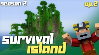 Minecraft Xbox 360: Survival Island - Season 2! (Ep.2 - Trouble Ahead!!)
