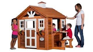 Игровые домики для детей 2. Обзор домиков со всего мира. Детский канал Melissa and family.