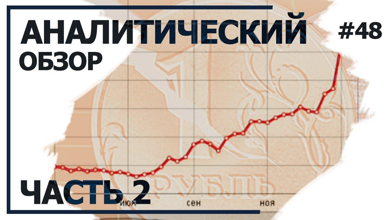 Ускорение девальвации рубля. Аналитический обзор с Валерием Соловьем #48 (часть 2)