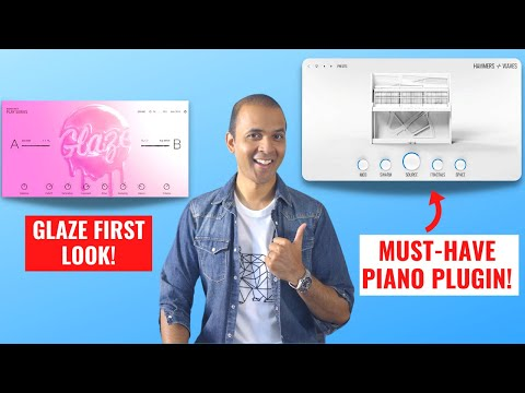 MUST-HAVE Piano, Roland+Ableton, Native Instruments Glaze, and FREE samples!