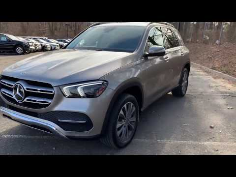 Brand New Mercedes-Benz GLE 2020 One Take Overview!