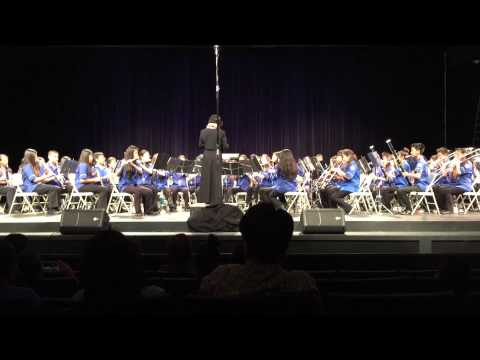 Sekai Ni Hitotsu Dake No Hana | Kaimuki Middle School Symphonic Winds 2015