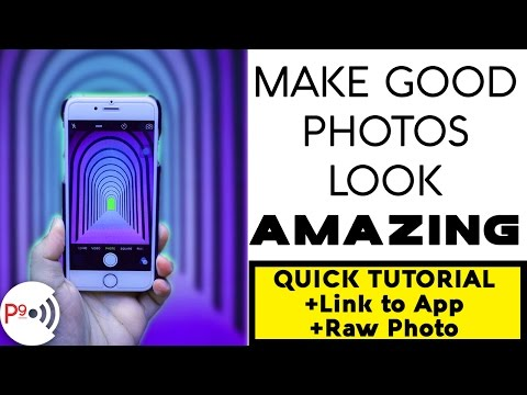 Best Photo Editing App For Android I2016I - Make Good Photos Look AMAZING!