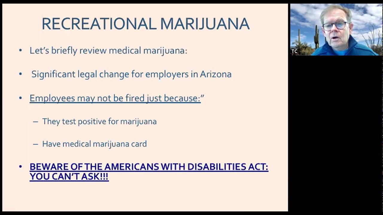 Arizona's Recreational Marijuana Law with Thom Cope