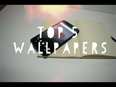 Top 5 Wallpapers of 2015