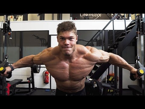Arnold Classic CHEST Workout - 33 Days Out~