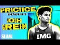 """Josh Green is TOO NICE Mic'd Up: """"I Couldn't Dunk ON MY SON"""" 🤣 