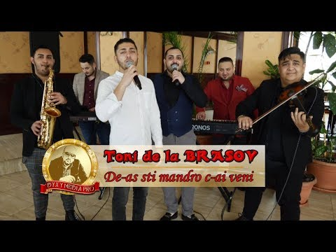 Toni de la Brasov & Formatia REGALA - De-as sti mandro c-ai veni - NEW LIVE 2019