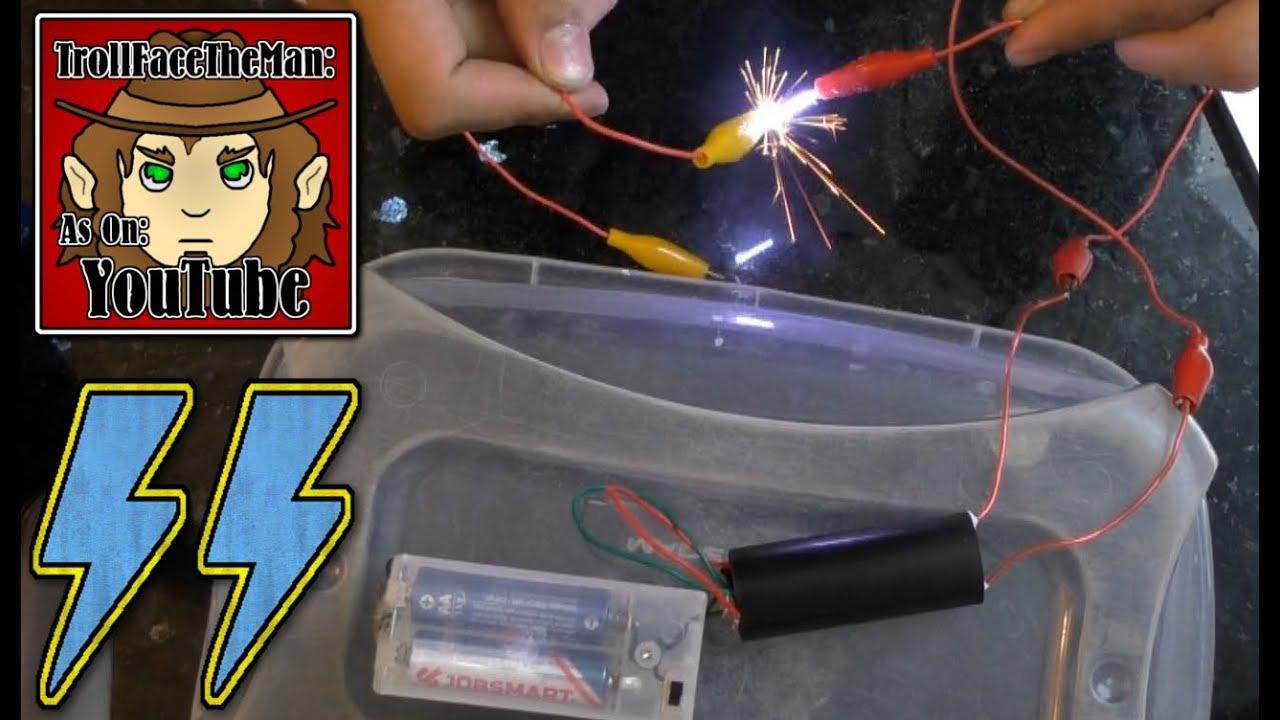 Crazy $1 68 Ebay Stun Gun Circuit