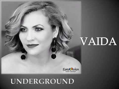 "VAIDA, ""UNDERGROUND"" EUROVISION 2019"