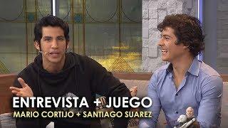 Entrevista + Juego: Mario Cortijo y Santiago Suarez