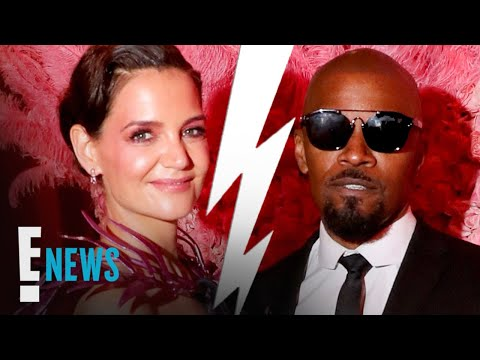 Ashlee - Jamie Foxx & Katie Holmes Split After Long 6-Year Secret Relationship