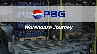 Pepsi Bottling Company's Automated Warehouse