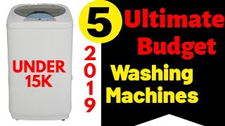 Best Top Load Washing Machines | Big Billion Days | 2019